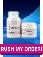 Breast Actives enhancement formula