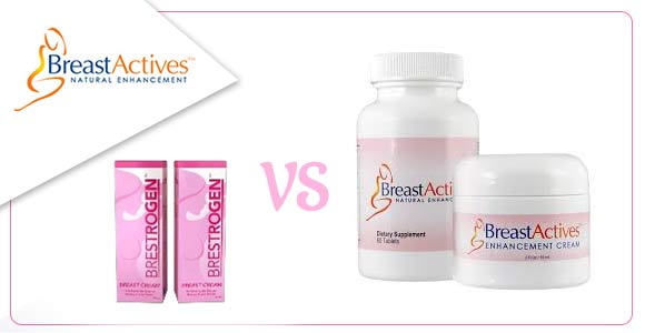 Breast Actives vs. Brestrogen